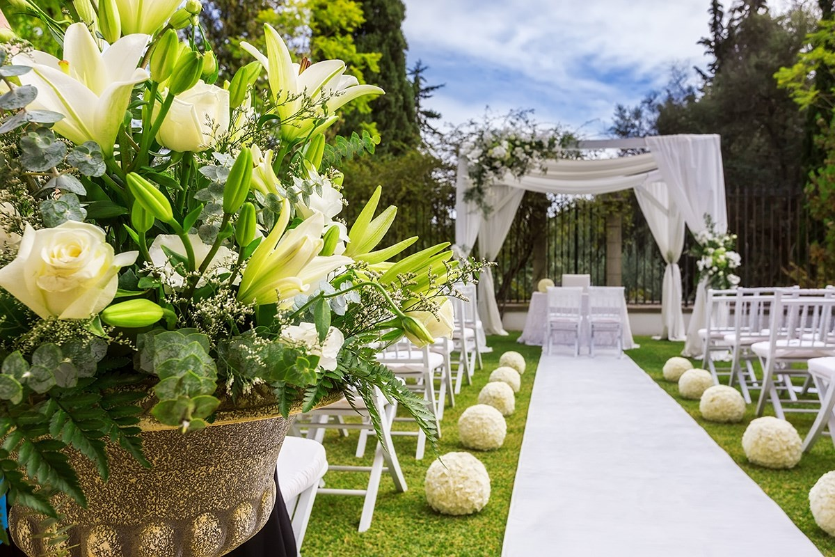 10 outdoor Summer Wedding ideas you'll love!
