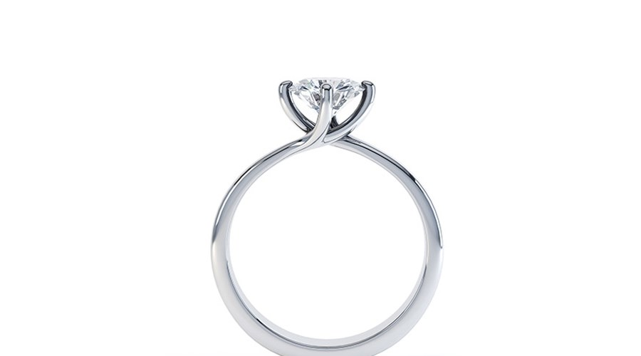 Solitaire Diamonds Rings