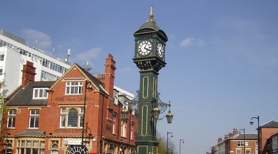 Visit us in the Jewellery Quarter; Birmingham