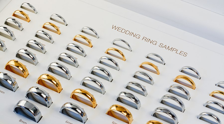 Can we really afford bespoke wedding rings?