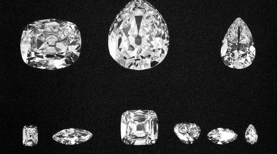 The 3 largest Gem Quality Diamonds ever discovered