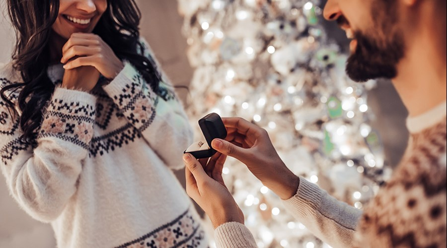 Our top 5 Christmas Proposal Ideas