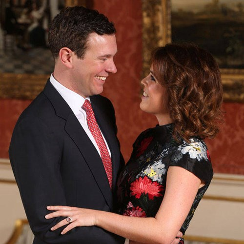 The Daughter Of Prince Andrew And Granddaughter Of The Queen Herself Princess Eugenie Joins Cousin Prince Harry In Tying The Knot This Year