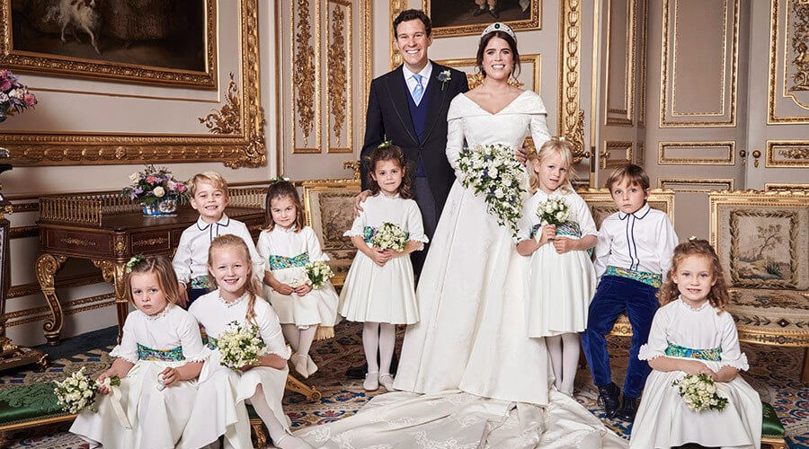 Princess Eugenie and Jack Brooksbank Royal Wedding.