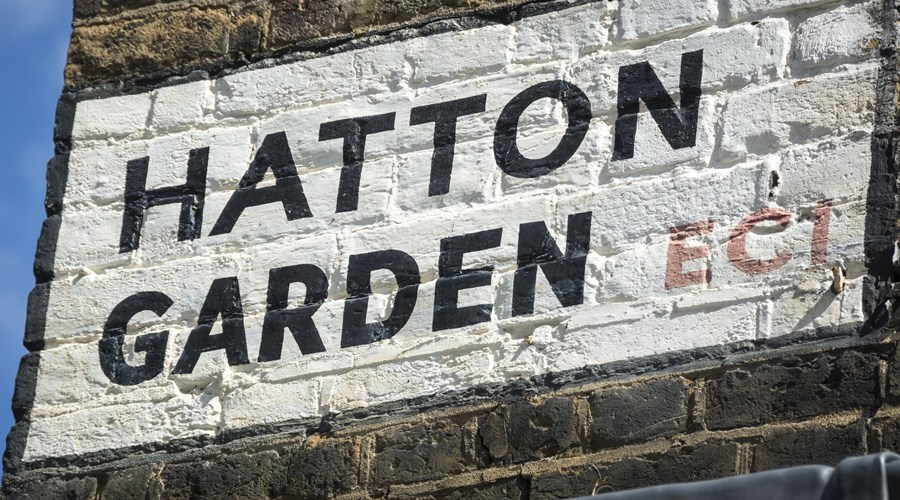 Diamonds the Hatton Garden Way