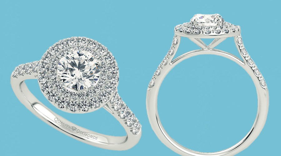 Our Favourite Multi-Stone Diamond Rings